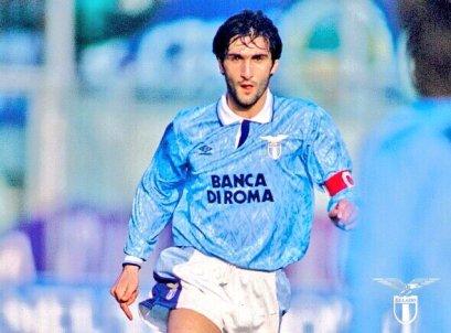In Serie A con la Lazio