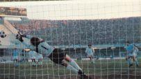 Il rigore parato con la maglia del Brescia, contro il Napoli, nella stagione '80/'81