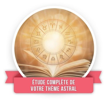 Thème astral - Thème natal - Thème astro