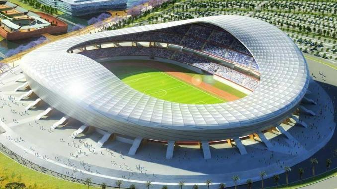 Douala_Japoma Stadium