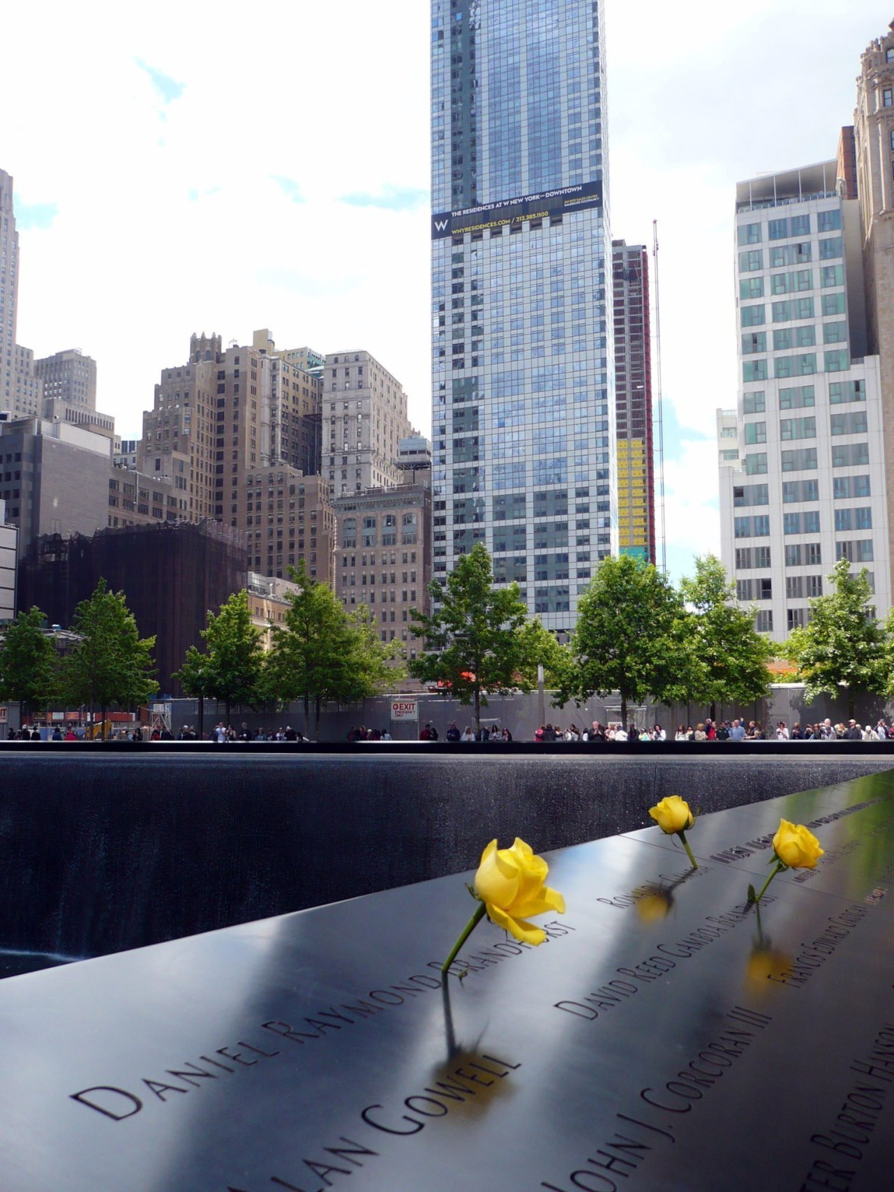 Ground Zero, New York.