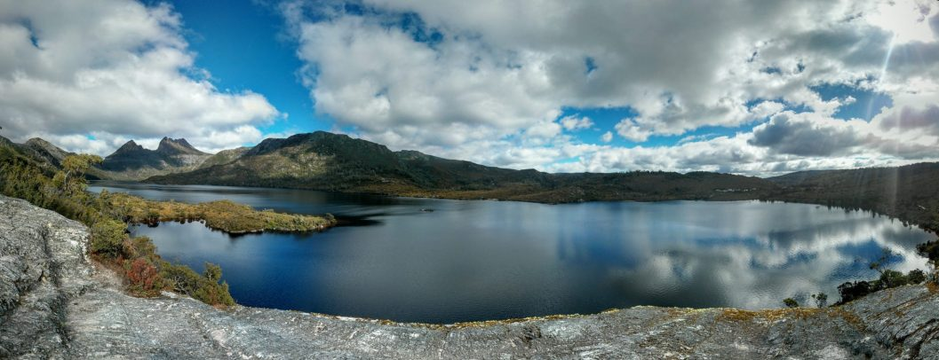 Dove Lake e Cradle Mountain, Tasmania