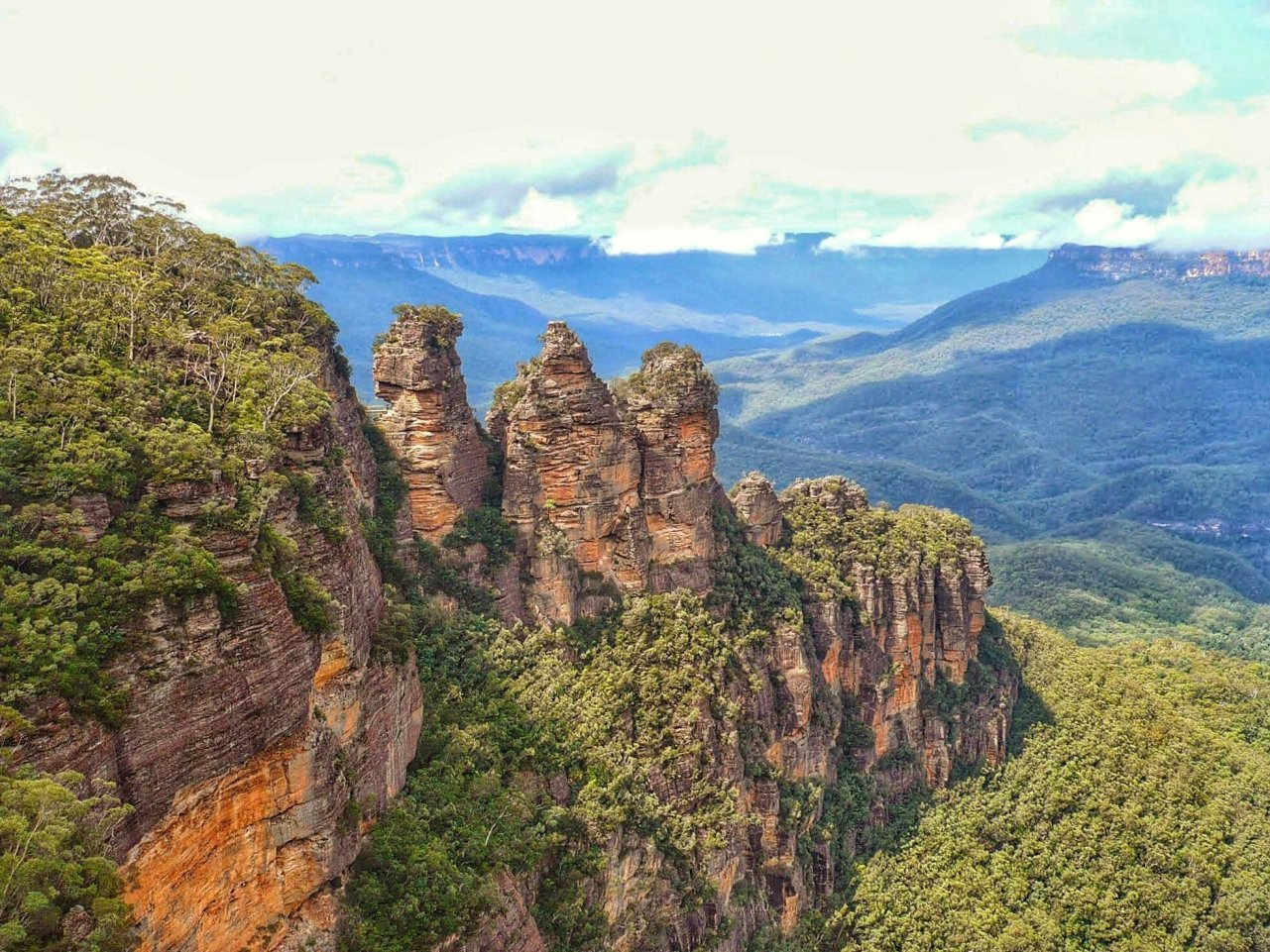 The Three Sisters, NSW
