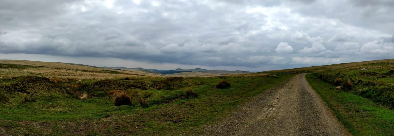 Dartmoor, Devon.