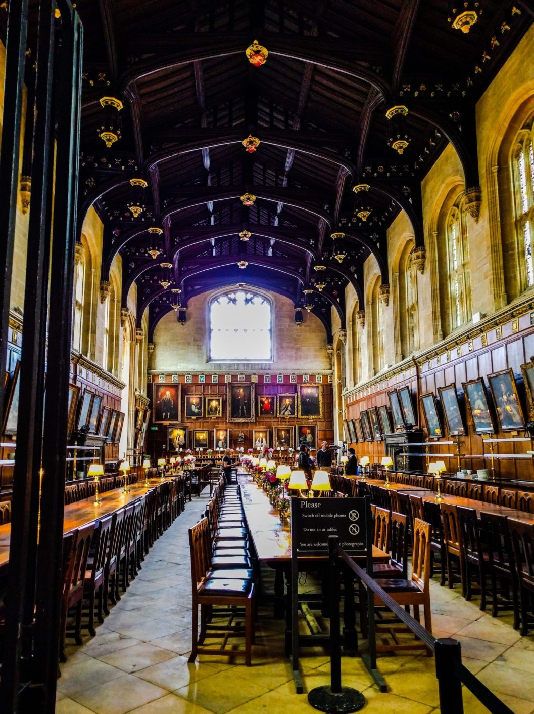 Christ Church Great Hall, Oxford