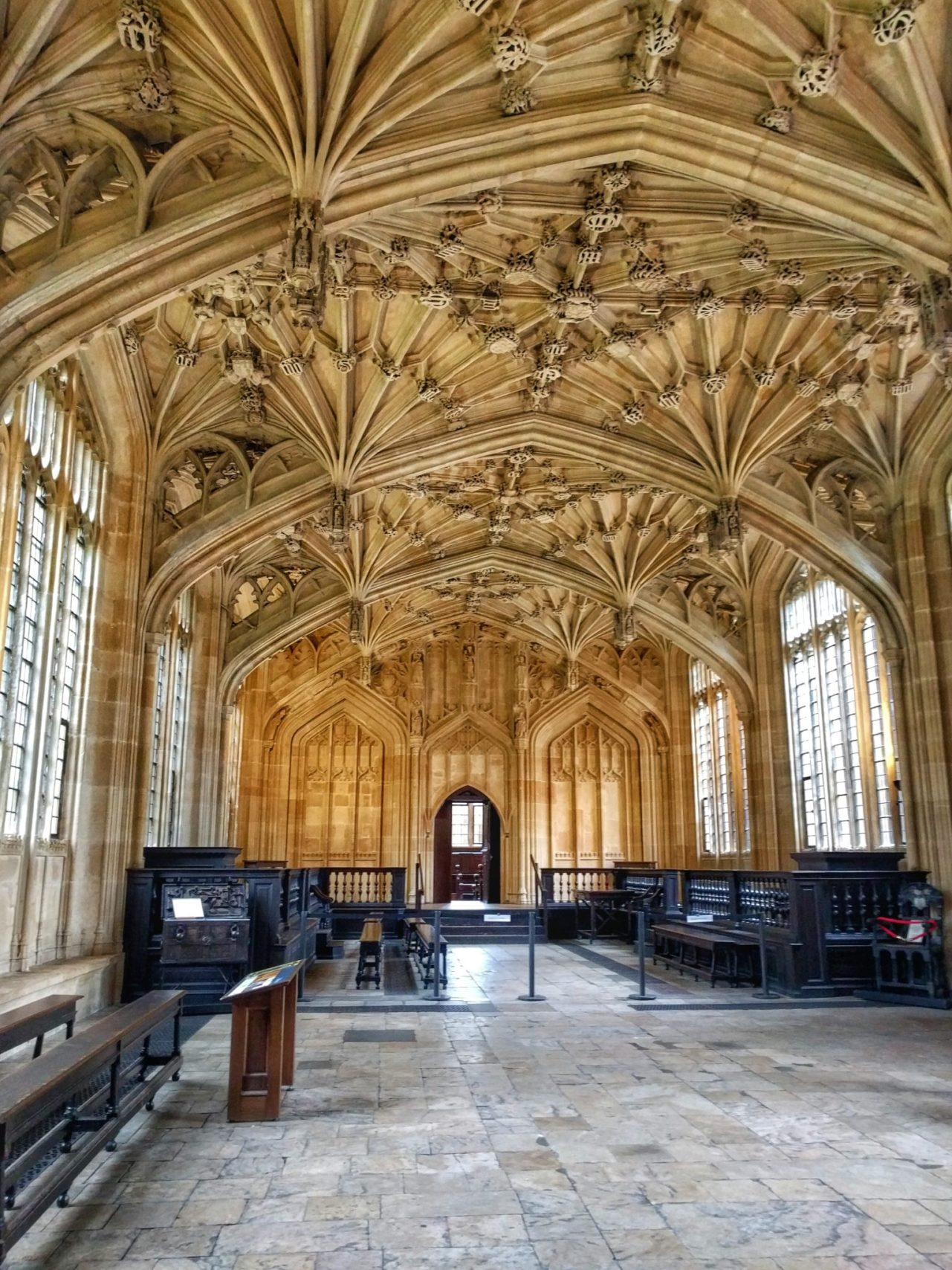 Divinity School, Bodleian Library, Oxford