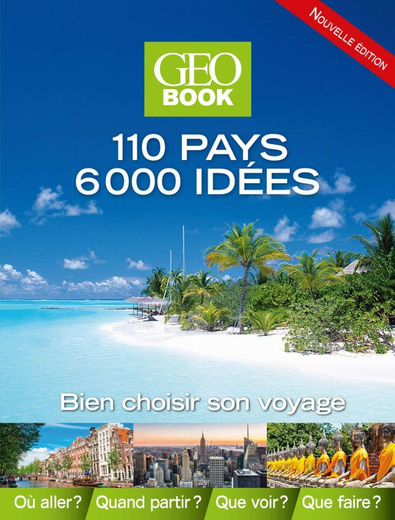 110 pays 6000 idees aux éditions Geo