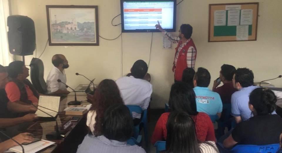 En Oporapa, primera jornada de empalme entre los gobiernos entrante y saliente - Noticias