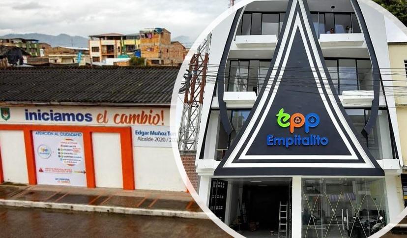 EMPITALITO E.S.P presenta su nueva sede temporal de atención al público |  La Voz de la Región