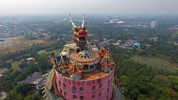 templos preciosos de asia