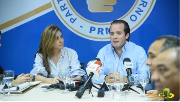 Pacto eléctrico fue suspendido tras objeciones planteadas PRM