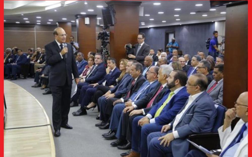 Calendario Elecciones 2020.Jce Presenta A Delegados Y Tecnicos De Partidos Politicos Estatus