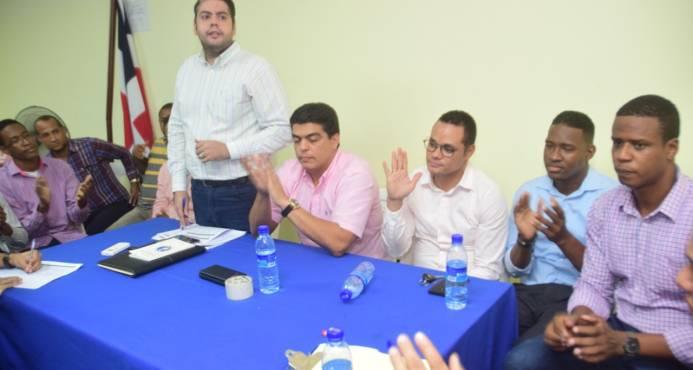 Juventud PRM presenta propuestas para escoger autoridades de sus organismos