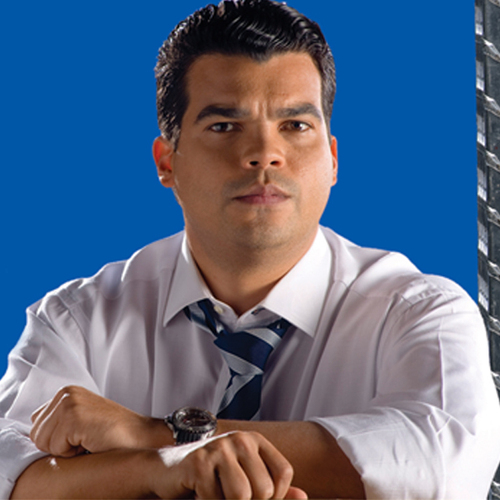 Personaje PRM: Wellington Amín Arnaud Bisonó