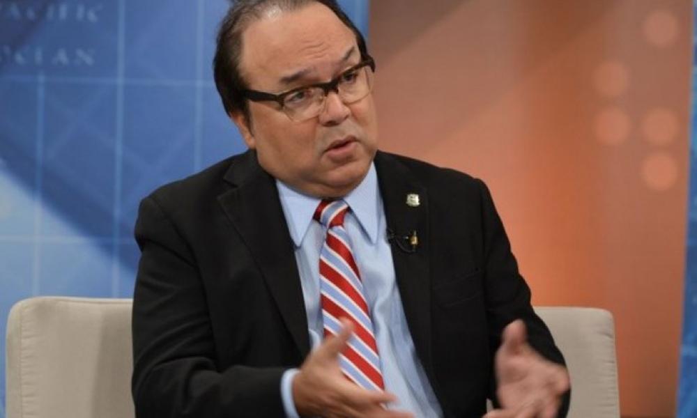 Entrevista a Vinicio Castillo Semán, Dirigente FNP. Reelección, dictadura, problema migratorio