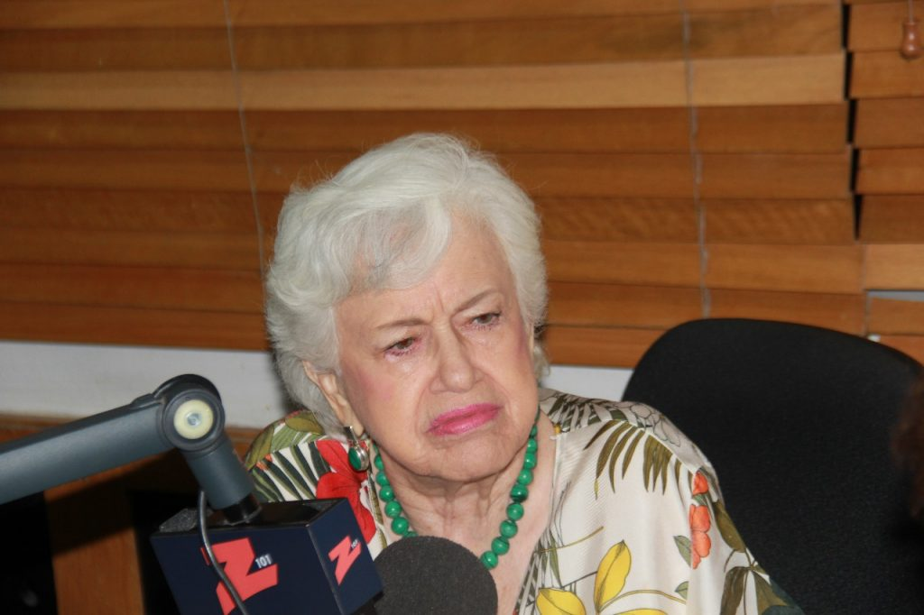 Milagros Ortiz Bosch:  partidos y oposición deben fortalecerse para derrotar al PLD