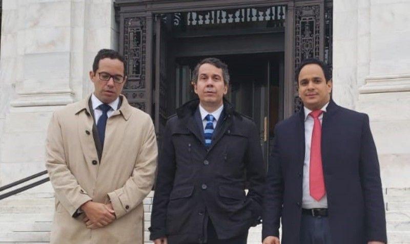 PRM denuncia en Washington control ejerce PLD en sistema judicial RD