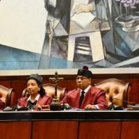 TC deja en estado de fallo recursos de inconstitucionalidad sobre segunda mayoría en CNM