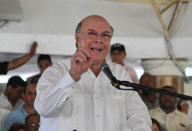 Hipólito Mejía dice ganará convención del PRM y sacará al PLD del poder