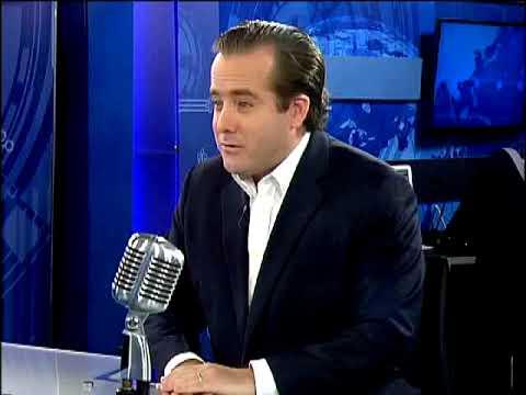 Ignacio Paliza, Presidente del PRM, habla de corrupción con Marino Zapete