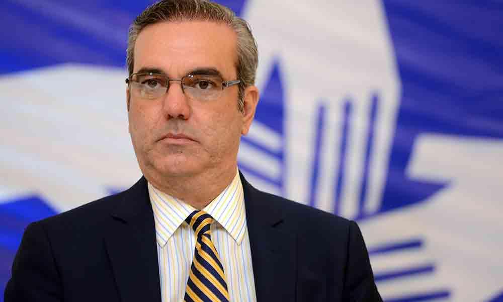 """Abinader: """"Con los votos del PRM que no cuenten para modificar la Constitución"""". PRM una oposición firme"""