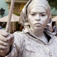 "Juana Saltitopa, ""La Coronela"".  Heroína Nacional"