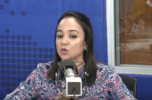 Faride Raful habla sobre el tema de matrimonio infantil. Aristides Victoria Yeb  responde