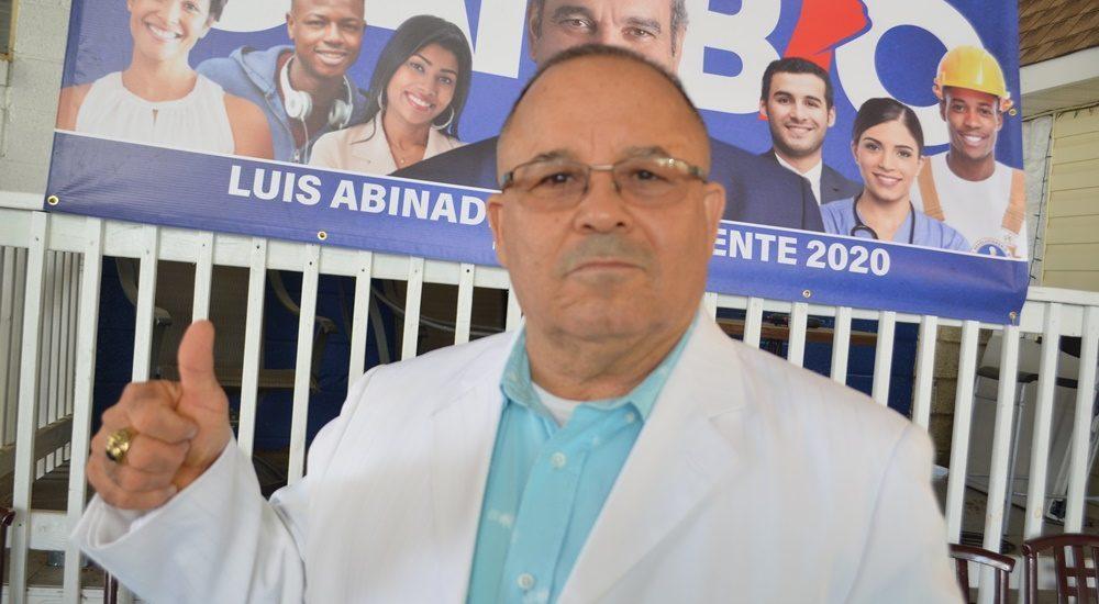 Alejandro Díaz dice Abinader es favorito para ganar elecciones 2020