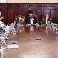 Presidente LuisAbinader encabeza Consejo de Ministros