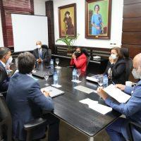 @RobertoFulcar se reúne con ex directores de Distritos Educativos