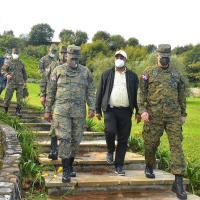 Comandante general del Ejército RD investiga enfrentamiento de haitianos con militares dominicanos