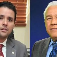 Andrés Bautista y su hijo Enmanuel ilesos tras sufrir accidente de tránsito en La Vega