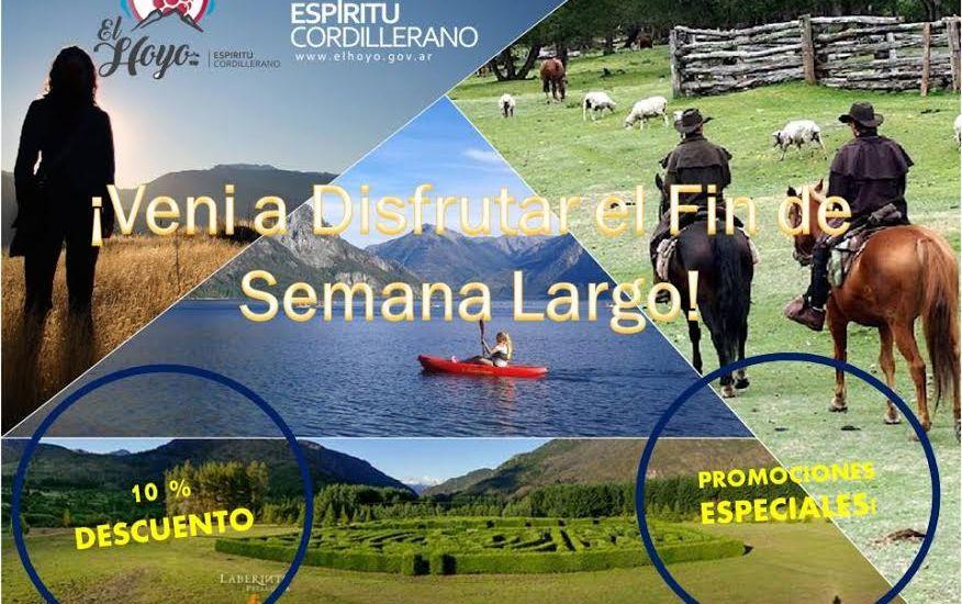 El fin de semana largo, El Hoyo te espera con promociones y descuentos especiales