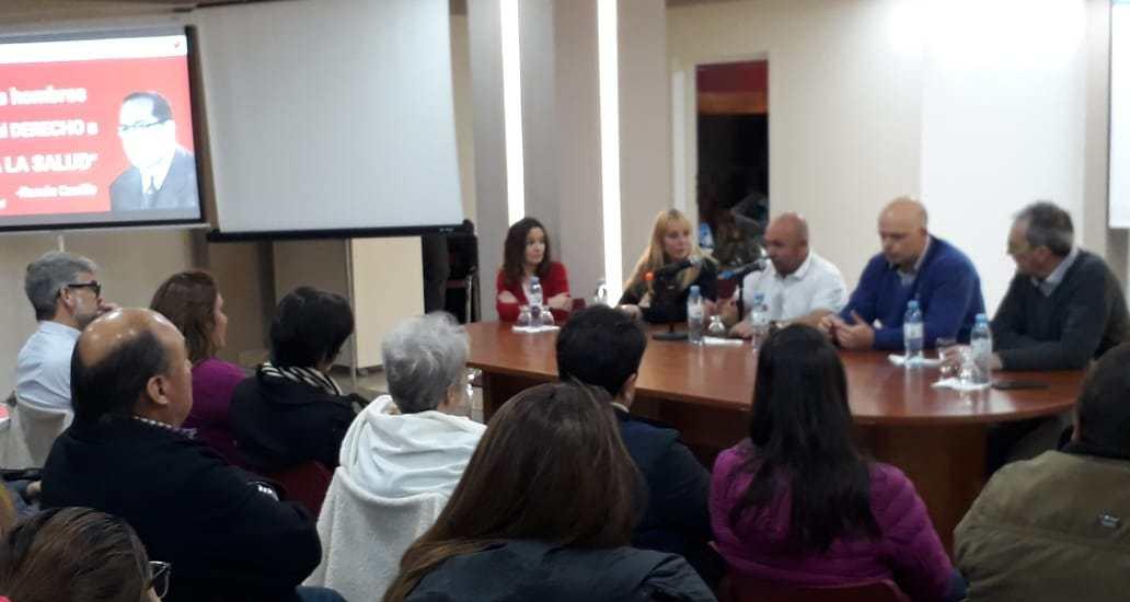 Xenia Gabella destacó el plan de Salud Pública presentado por Gustavo Sastre y Noelia Corvalán