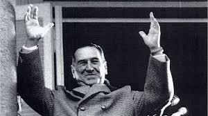 Paso a la inmortalidad de Juan Domingo Perón