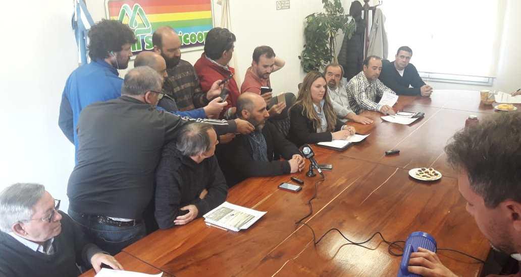 Diego Barquin es el nuevo presidente de Servicoop