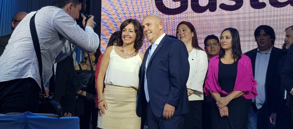 Gustavo Sastre ya es el intendente de Madryn