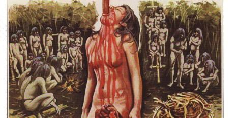 91.- HOLOCAUSTO CANÍBAL (Ruggero Deodato, 1980) Italia