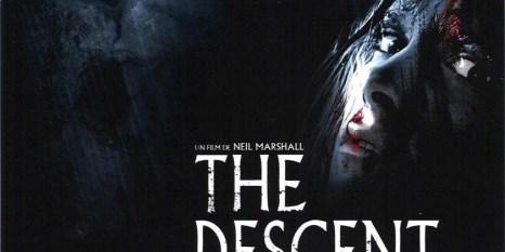 87.- THE DESCENT (Neil Marshall, 2005) Reino Unido