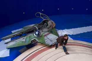 Detrás de las cámaras. Saga Star Wars (22)