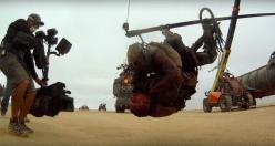 Detrás de las cámaras - Mad Max. Furia en la Carretera (21)