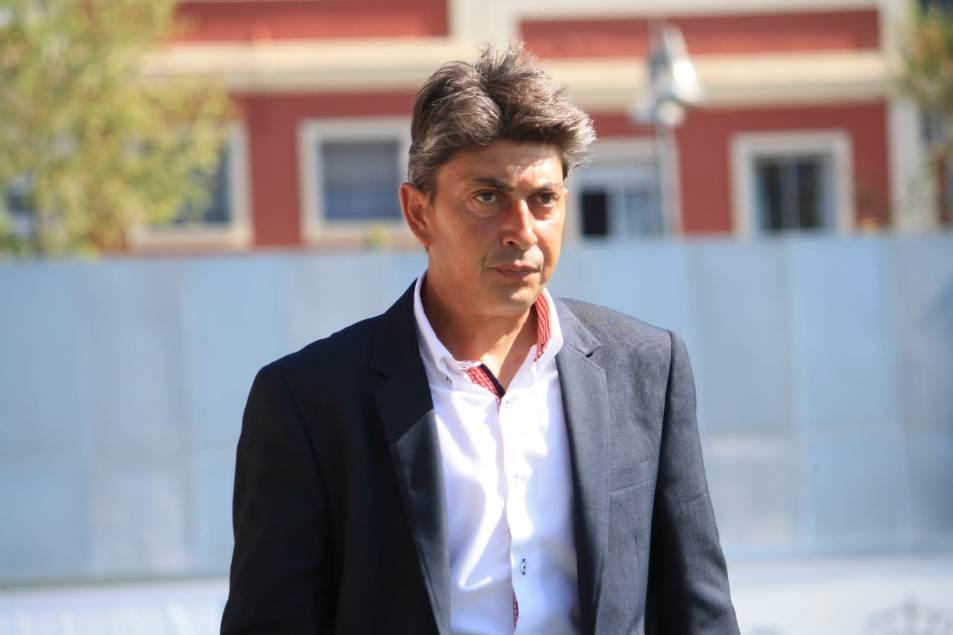 José Manuel Catalán, nuevo director de cantera del CD Alcalá 1