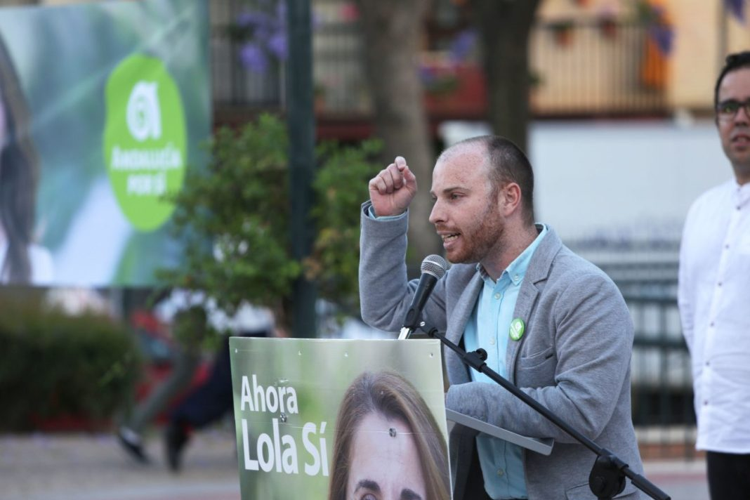 Andalucía Por Sí propone realizar obras