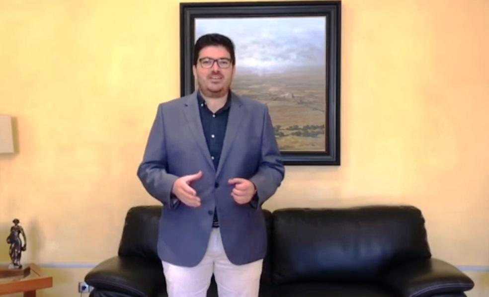 """Mensaje del alcalde en el aniversario de su investidura: """"Queremos transformar El Viso"""""""