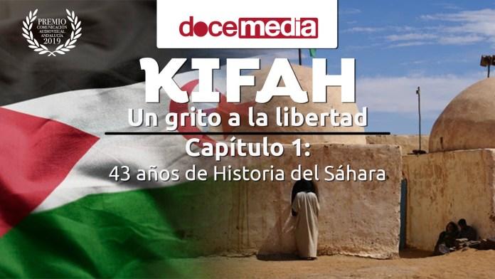"Entrevista a Soraya Pérez directora de ""Kifah (La lucha)"" el documental premiado de docemedia 1"