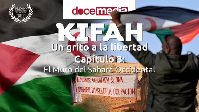 "Entrevista a Soraya Pérez directora de ""Kifah (La lucha)"" el documental premiado de docemedia 3"