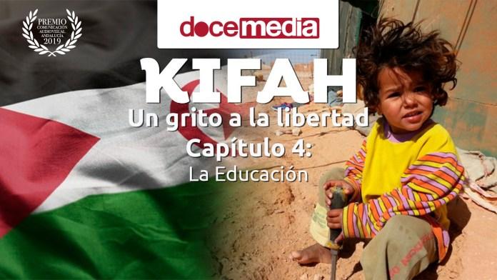 "Entrevista a Soraya Pérez directora de ""Kifah (La lucha)"" el documental premiado de docemedia 4"