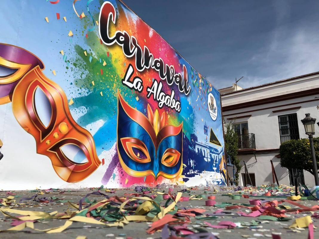 suspensión carnaval la algaba