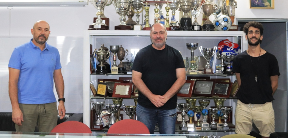 Fede Jurado dimite como entrenador del CD Alcalá