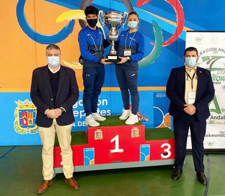 El TKD Mairena suma su octava Supercopa de Andalucía consecutiva